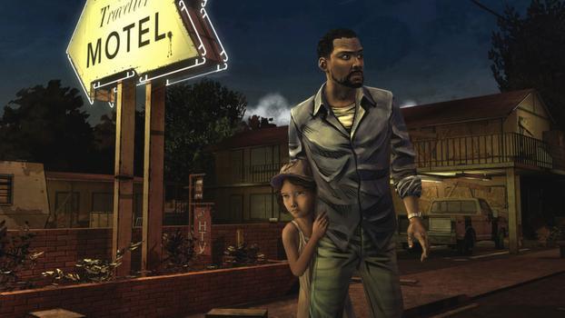 The Walking Dead on PC screenshot #1
