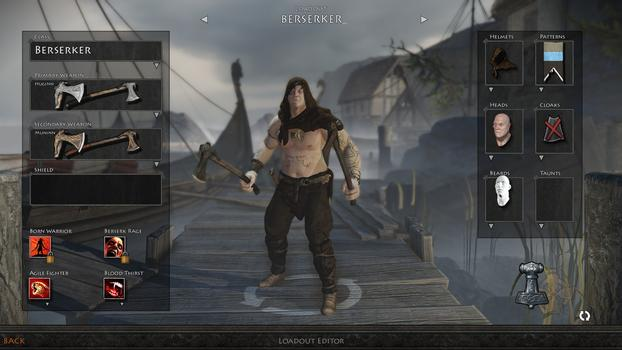 War of the Vikings: Berserker on PC screenshot #4