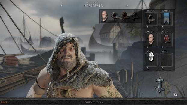 War of the Vikings: Berserker on PC screenshot #3