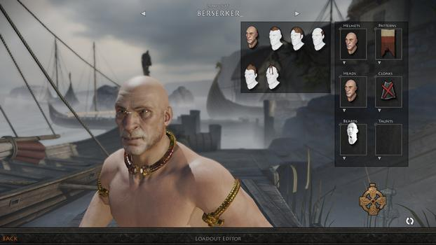 War of the Vikings: Berserker on PC screenshot #2