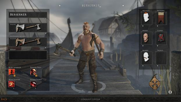 War of the Vikings: Berserker on PC screenshot #1