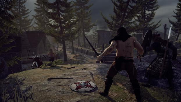 War of the Vikings: Berserker on PC screenshot #9