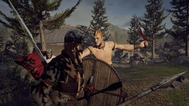 War of the Vikings: Berserker on PC screenshot #7