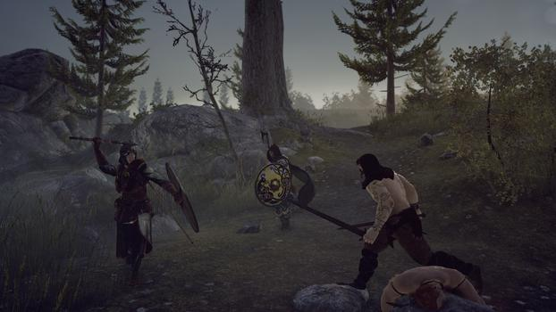 War of the Vikings: Berserker on PC screenshot #6