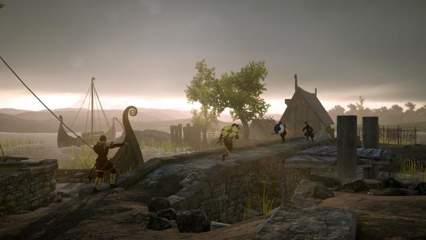 War of the Vikings: Blood Eagle Edition on PC screenshot #2