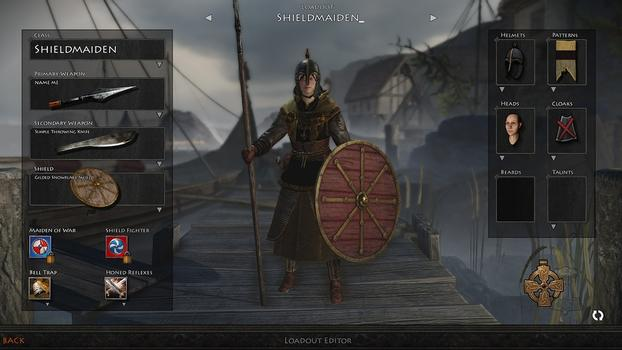 War of the Vikings: Shield Maiden on PC screenshot #13