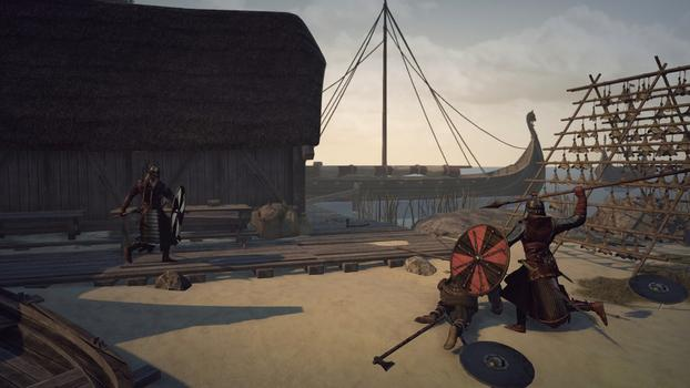 War of the Vikings: Shield Maiden on PC screenshot #1