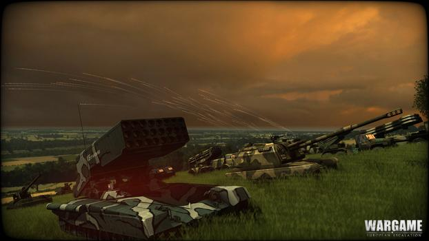 Wargame: European Escalation on PC screenshot #3