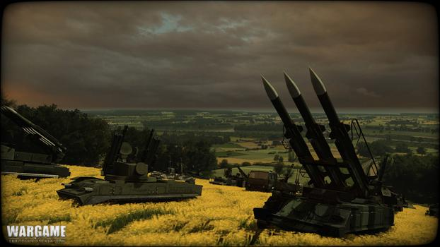 Wargame: European Escalation on PC screenshot #4