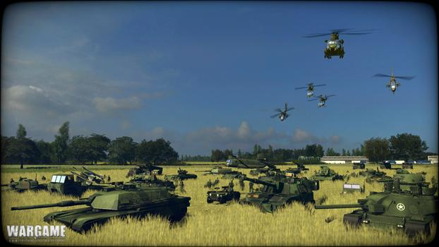 Wargame: European Escalation on PC screenshot #6