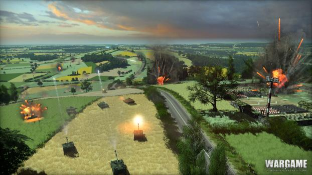 Wargame: European Escalation on PC screenshot #7