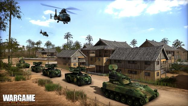 Wargame: Red Dragon on PC screenshot #7
