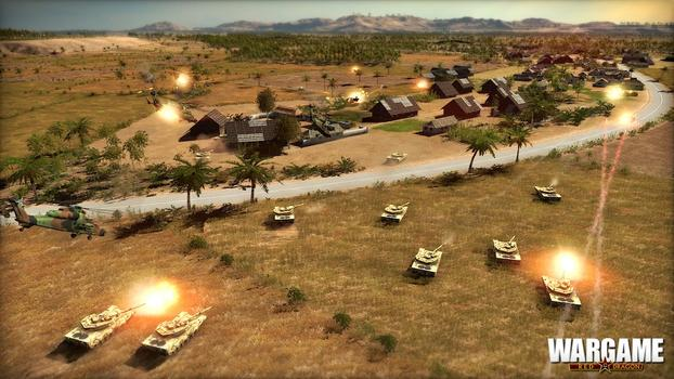 Wargame: Red Dragon on PC screenshot #6