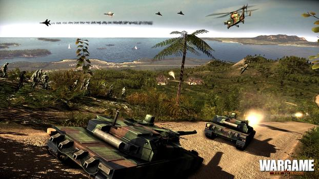 Wargame: Red Dragon on PC screenshot #5