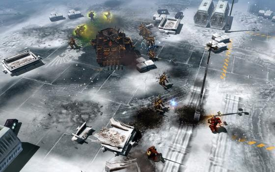 Warhammer 40000: Dawn of War II - Grand Master Collection on PC screenshot #7