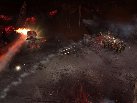 Warhammer 40000: Dawn of War II: Retribution - The Last Standalone on PC screenshot #5