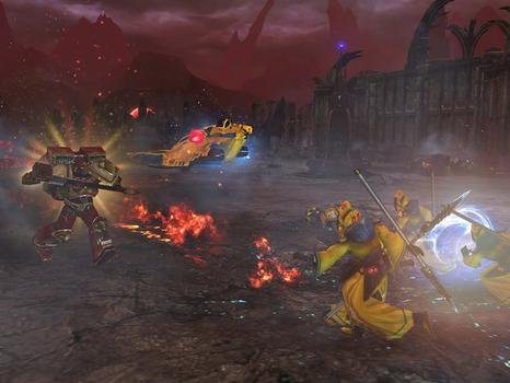 Warhammer 40000: Dawn of War II: Retribution - The Last Standalone on PC screenshot #4