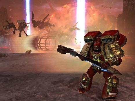 Warhammer 40000: Dawn of War II: Retribution - The Last Standalone on PC screenshot #1