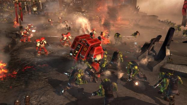Warhammer 40000: Dawn of War II on PC screenshot #3