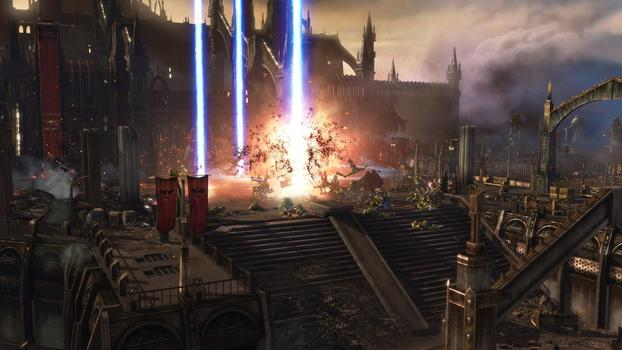 Warhammer 40000: Dawn of War II on PC screenshot #1