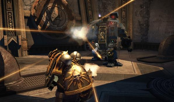 Warhammer 40000: Space Marine - Dreadnought on PC screenshot #2