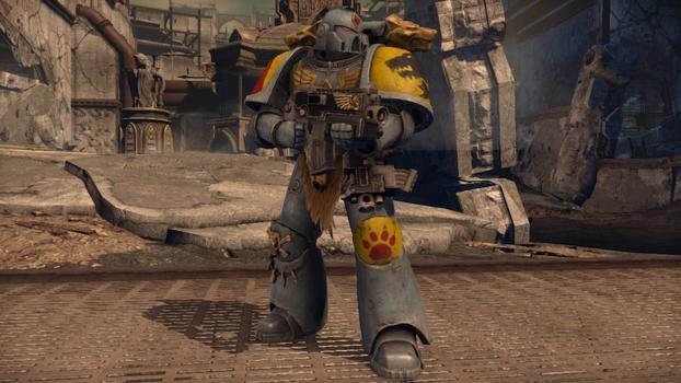 Warhammer 40000: Space Marine - Emperor's Elite Pack on PC screenshot #2