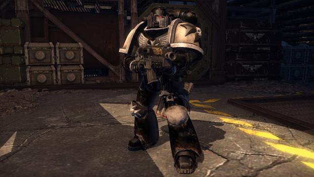 Warhammer 40000: Space Marine - Emperor's Elite Pack on PC screenshot #1