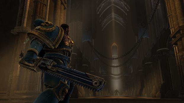 Warhammer 40000: Space Marine on PC screenshot #8