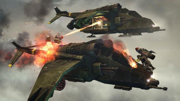 Warhammer 40000: Space Marine on PC screenshot #7