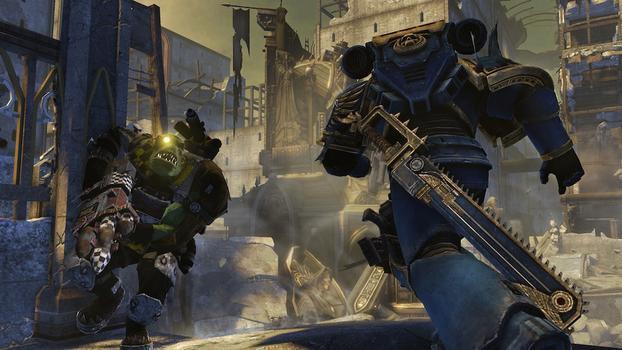 Warhammer 40000: Space Marine on PC screenshot #5