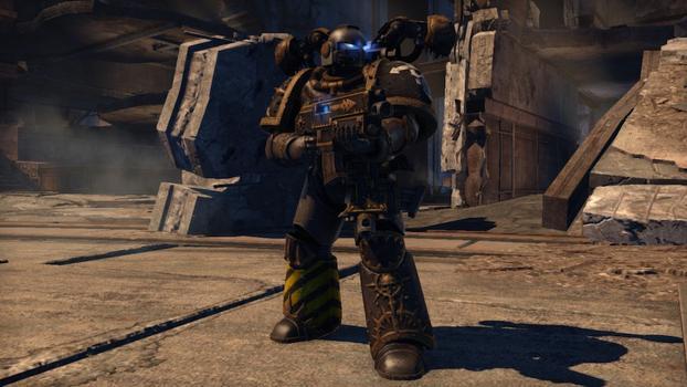 Warhammer 40000: Space Marine - Traitor Legions Pack on PC screenshot #2