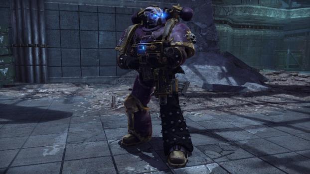 Warhammer 40000: Space Marine - Traitor Legions Pack on PC screenshot #1