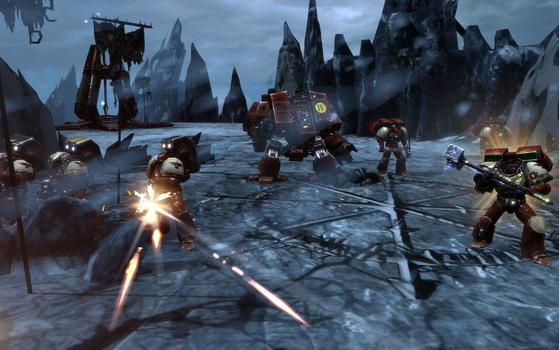 Warhammer 40K: Dawn of War II Chaos Rising on PC screenshot #5