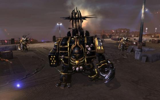 Warhammer 40K: Dawn of War II Chaos Rising on PC screenshot #3