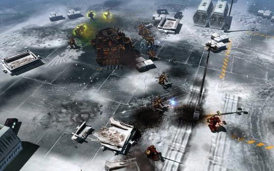 Warhammer 40K: Dawn of War II Chaos Rising on PC screenshot #2