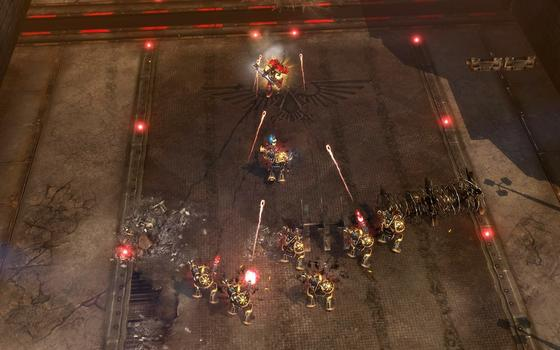 Warhammer 40K: Dawn of War II Chaos Rising on PC screenshot #1