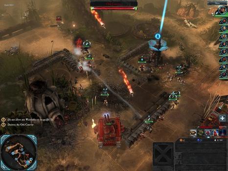 Warhammer 40000: Dawn of War II: Retribution on PC screenshot #6