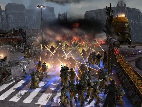 Warhammer 40000: Dawn of War II: Retribution on PC screenshot #5