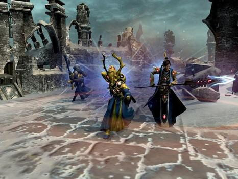 Warhammer 40000: Dawn of War II: Retribution on PC screenshot #4