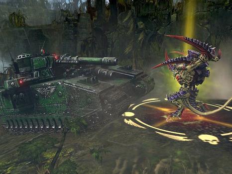 Warhammer 40000: Dawn of War II: Retribution on PC screenshot #3