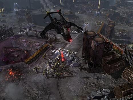 Warhammer 40000: Dawn of War II: Retribution on PC screenshot #2