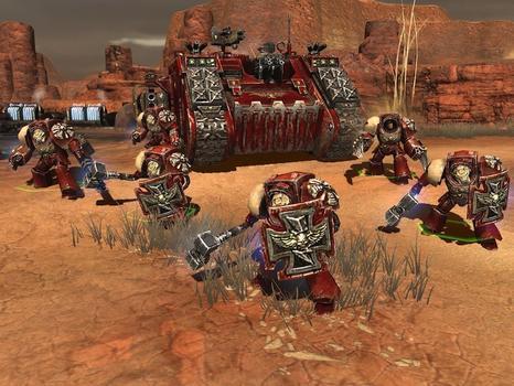 Warhammer 40000: Dawn of War II: Retribution on PC screenshot #1