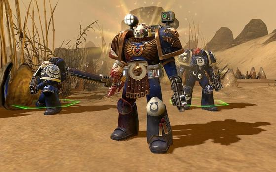 Warhammer 40000: Dawn of War II: Retribution - Complete DLC Collection on PC screenshot #1