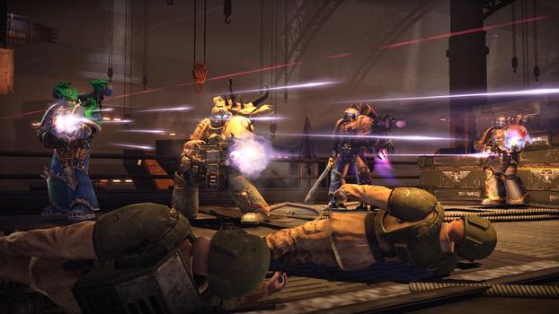 Warhammer 40000: Space Marine - Chaos Unleashed Map Pack on PC screenshot #1