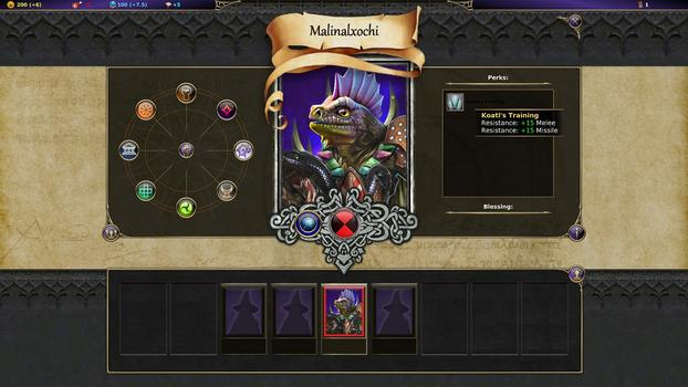 Warlock: Master of the Arcane - Power of the Serpent DLC on PC screenshot #5