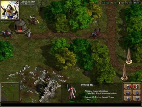 Warlords Battlecry 3 on PC screenshot #1