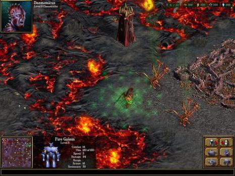 Warlords Battlecry 3 on PC screenshot #5