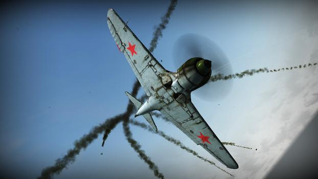Wings of Prey Wings of Luftwaffe DLC on PC screenshot #5