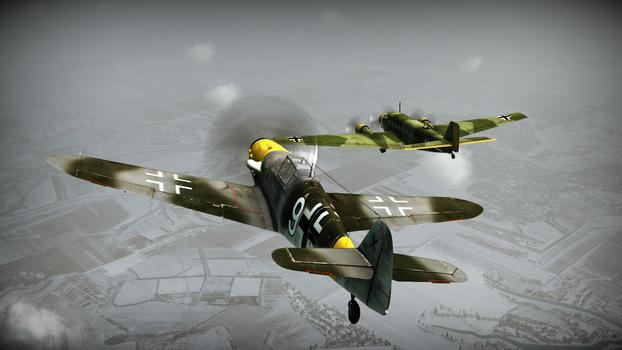Wings of Prey Wings of Luftwaffe DLC on PC screenshot #4