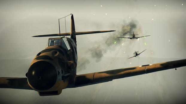 Wings of Prey Wings of Luftwaffe DLC on PC screenshot #3